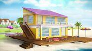 41037 La villa sur la plage