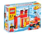 6191 Fire Fighter Building Set