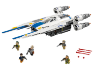 75155 Rebel U-wing Fighter