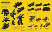 Batman Vechicles Concept