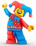 LEGO Court Jester