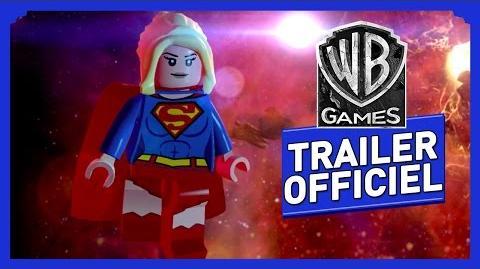 Lego Dimensions - Pack de Démarrage PS4 - Bonus Minifigure Supergirl