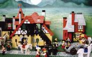 Medieval Village Proto 2