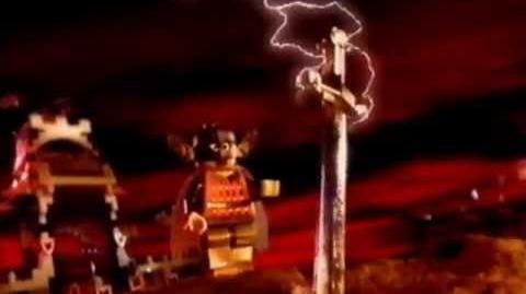 Old German TV Commercial - Lego Castle 1997