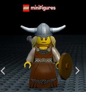 Q&C Viking Woman