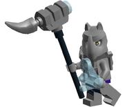 Rinona (Silver Armour)