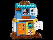 10827 La maison à la plage de Mickey et ses amis 3