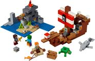 21152 The Pirate Ship Adventure