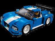 31070 Le bolide bleu 2