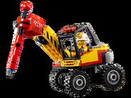 60185 L'excavatrice avec marteau-piqueur 2