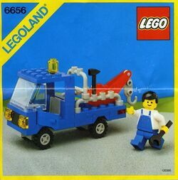 6656-Tow Truck