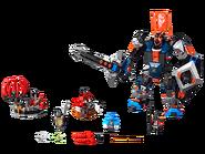 70326 Le robot du chevalier noir