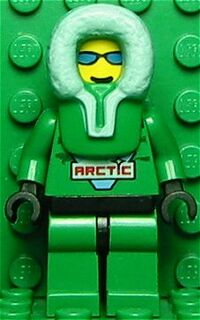 Arctic green