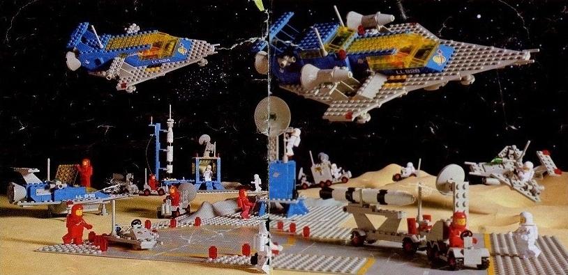 Classic Space | Brickipedia | FANDOM powered by Wikia