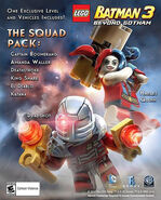 LEGO Batman 3 The Squad Pack