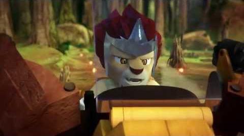LEGO CHIMA - Lennox the Brave