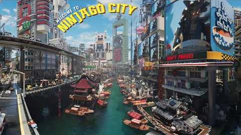 The LEGO NINJAGO Movie - Welcome to NINJAGO City