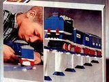 113 Motorized Train Set