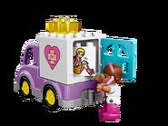 10605 Rosie l'ambulance de Docteur La Peluche 3