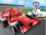 4693 Ferrari F1 Race Car