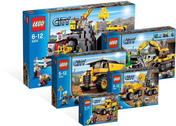 Lego Gold Mine Wiring Diagrams