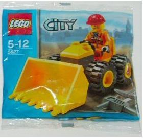 Baukästen & Konstruktion Lego City Mini Dozer 5627 LEGO Bau- & Konstruktionsspielzeug