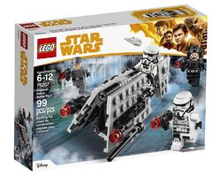 75207 Imperial Patrol Battle Pack Box