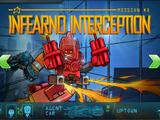 Mission 3: Infearno Interception