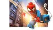 LEGO Marvel Super Heroes Render Spider-Man