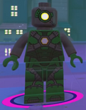 Lexbot Minifigure