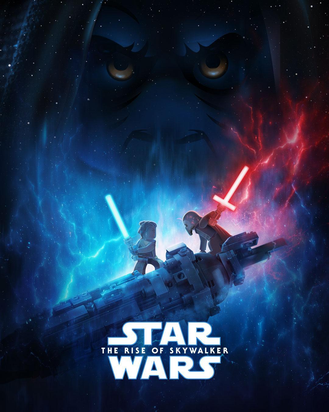 Star Wars Episode Ix The Rise Of Skywalker Brickipedia Fandom
