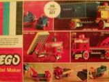 310 Motorized Truck Set