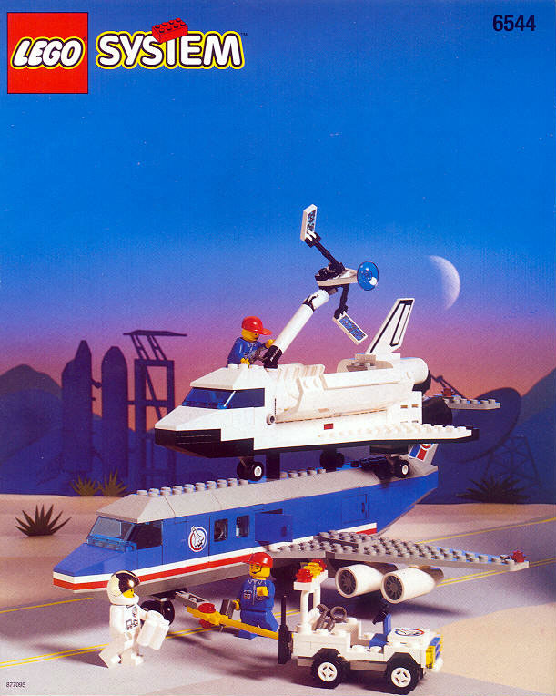 lego space shuttle bauplan - photo #35