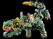70612 Le dragon d'acier de Lloyd 2