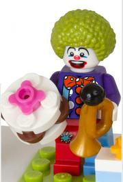 750791 Clown