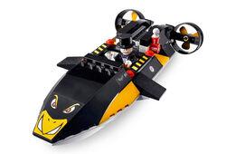 7885 Penguin Boat
