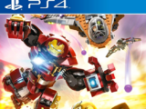 Lego Marvel's Avengers 2: The Infinity Saga