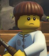 Garmadon as Kid (Hunted Flashback)