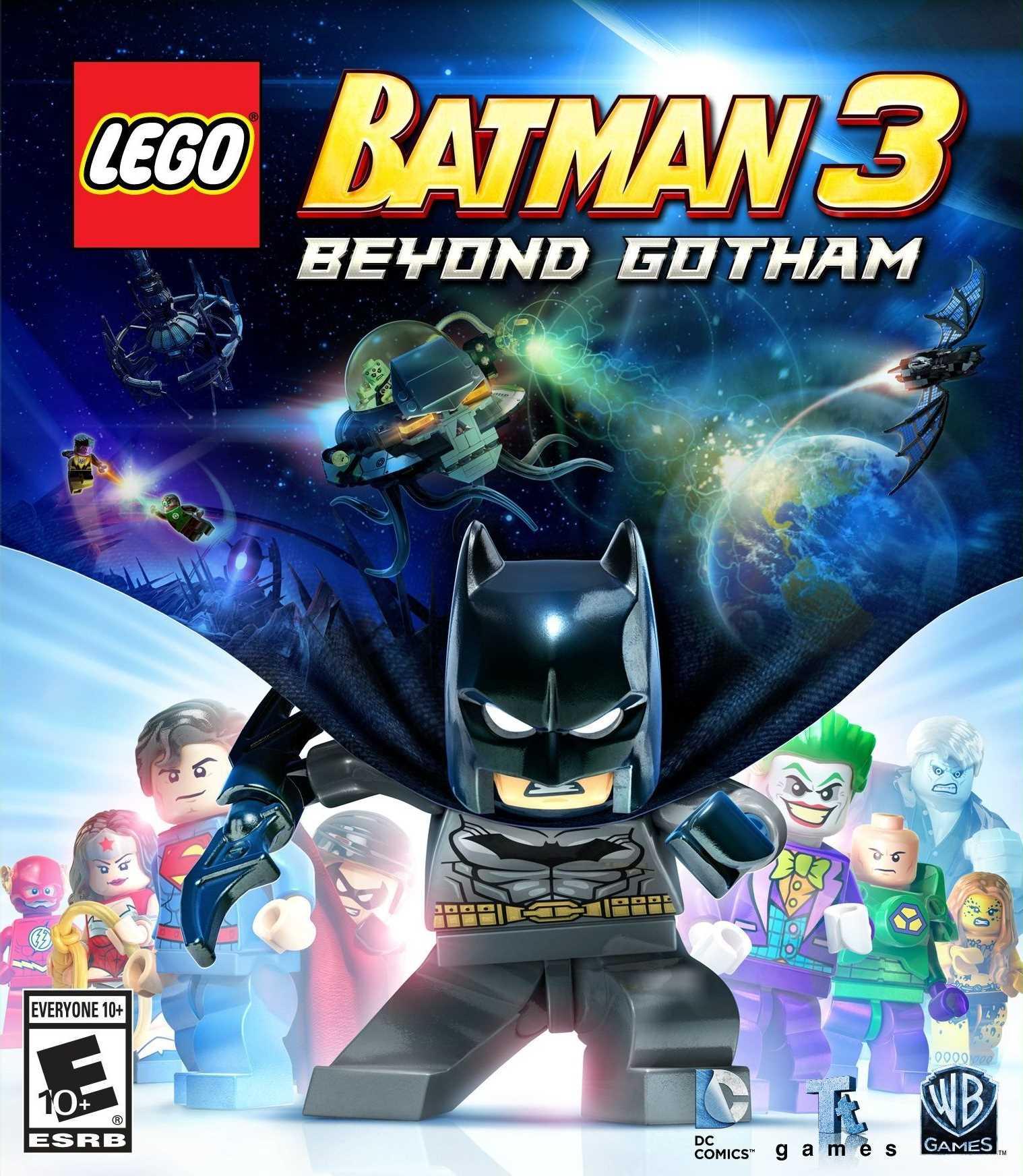 LEGO Batman 3: Beyond Gotham | Brickipedia | FANDOM powered