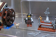 LEGO Toy Fair - Kingdoms - 6918 Blacksmith Attack - 04