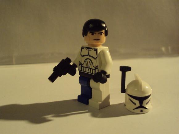 SKP4472 501st Legion Trooper