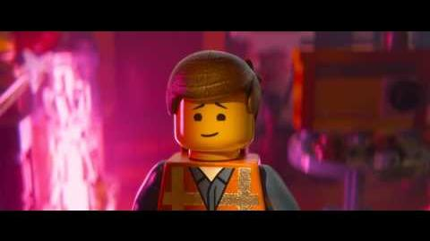 The LEGO Movie All Sizes