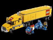 3221 Le camion LEGO City