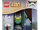 5004605 LEGO Star Wars with Boba Fett Minifigure Watch