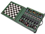 852001 Castle Chess Set