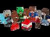 853609 Assortiment d'habillages Minecraft 1