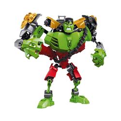 Ironman and hulk combiner model