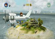 LEGO Indiana Jones 2 L'aventure continue Wii 1