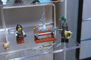 LEGO Toy Fair - Kingdoms - 6918 Blacksmith Attack - 05