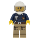 60171 Male Policeman